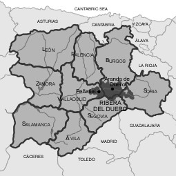 Mapa-DO_RiberaDelDuero